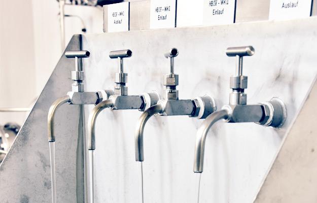 Wasser gehört zu den am strengsten kontrollierten Lebensmitteln.